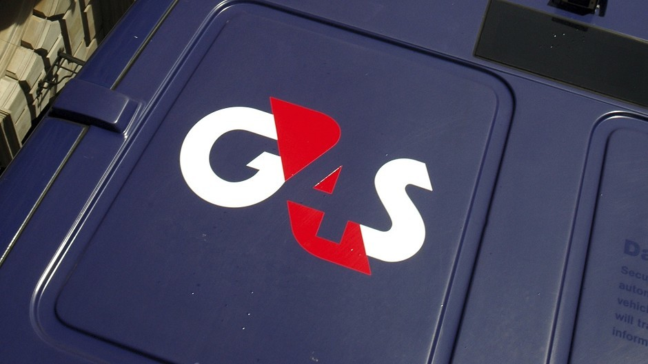 A G4S van was involved in the accident on the A82