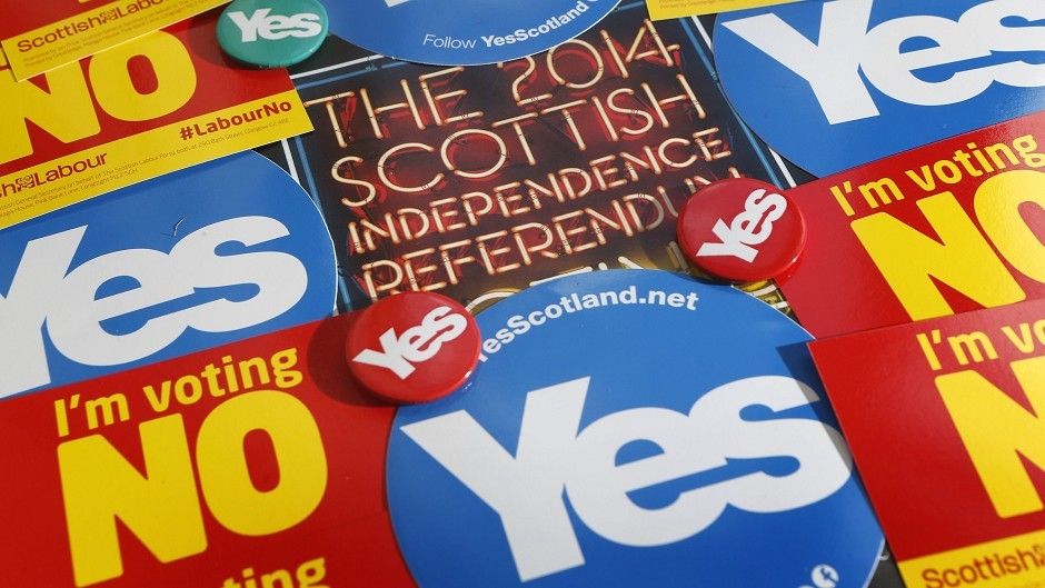 Campaigners claim an independent Scotland would be more equal.