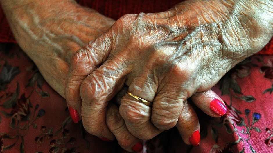Care home residents 'at risk'