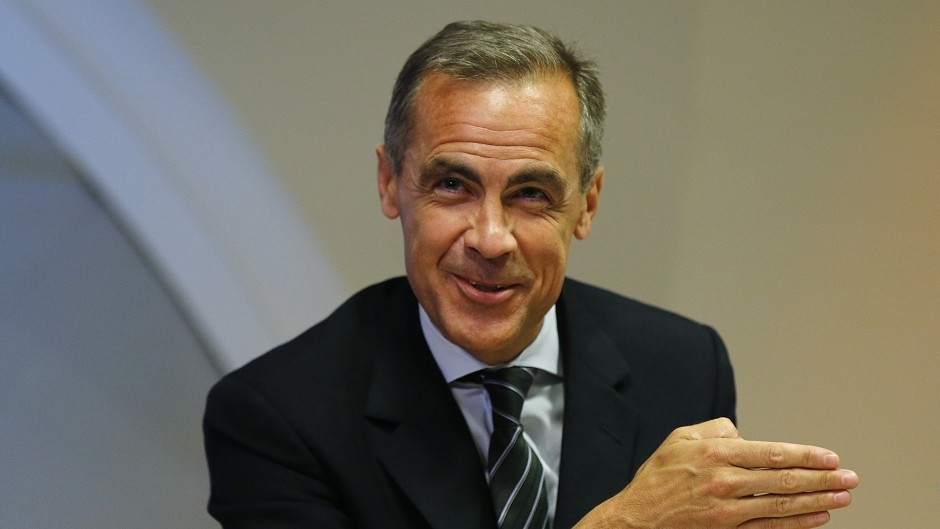 Mark Carney vowed tighter rules on the interests of Bank policy makers
