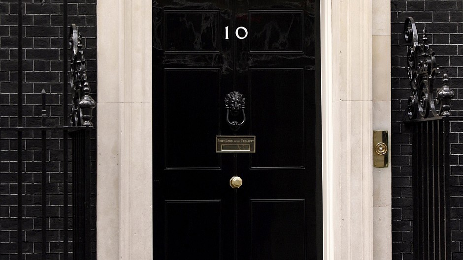 Who will be in control at 10 Downing Street after the election?