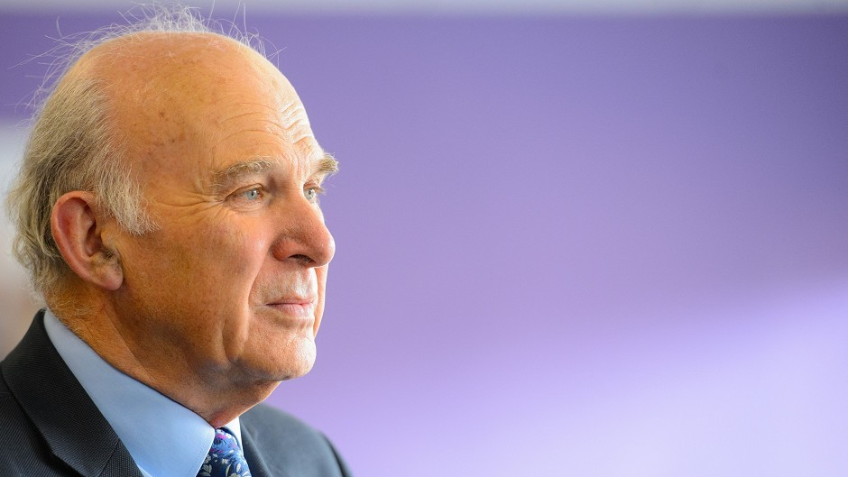 "Vince Cable is leading efforts to curb ""abuses"" of zero hour contracts"