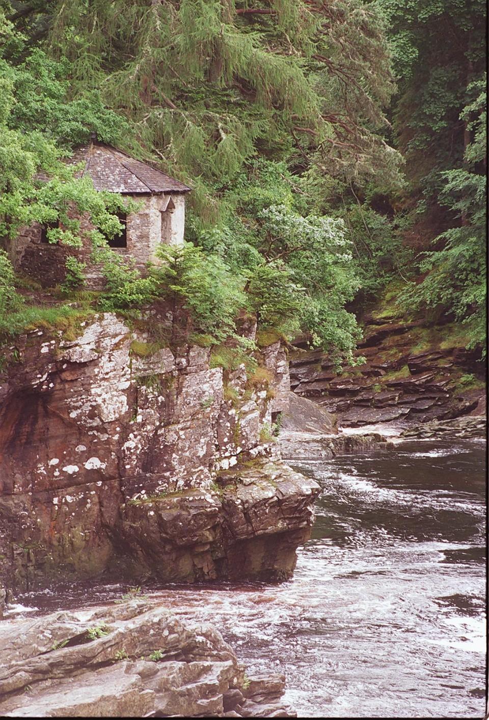 The River Moriston