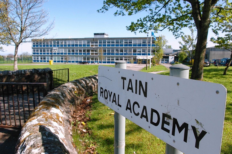 Tain Royal Academy