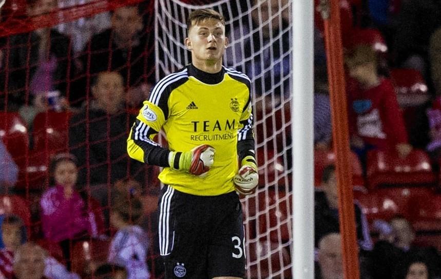 Rogers impressed last season at Dumbarton