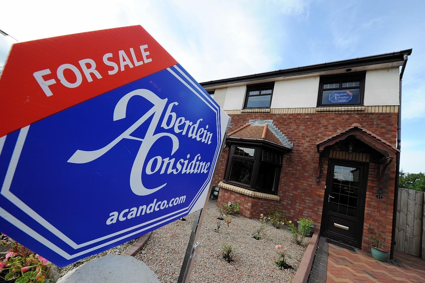 Aberdeen house prices