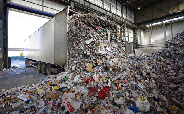 Human Leg Found At Recycling Plant Press And Journal
