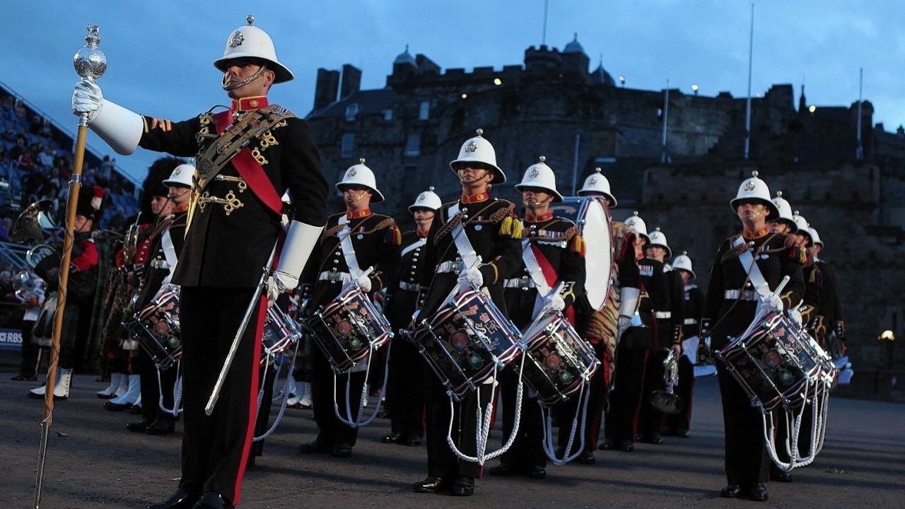 the 2014 Royal Edinburgh Military Tattoo