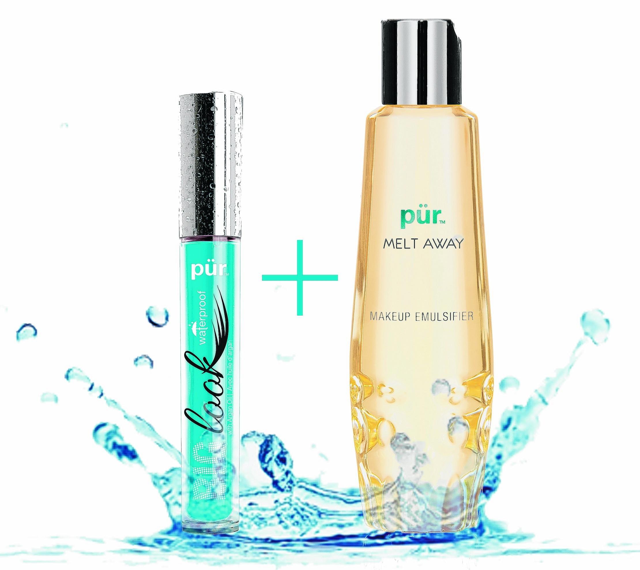 Pur Minerals Big Look Waterproof Mascara
