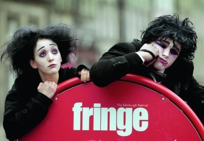 Edinburgh Fringe Festival act Hamlet House of Horror
