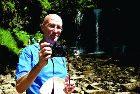 Photography expert Alan Cowderoy
