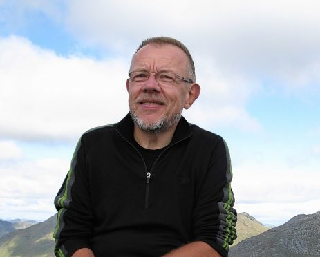 David Gibson, chief executive of Mountaineering Scotland