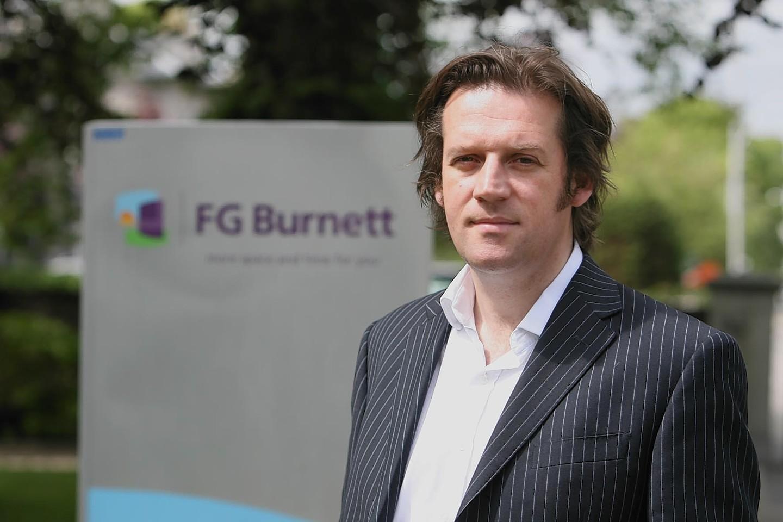 FG Burnett director David MacLeod