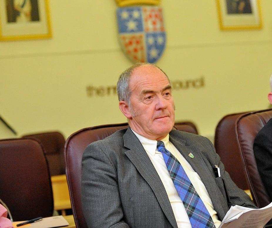 Councillor George Alexander