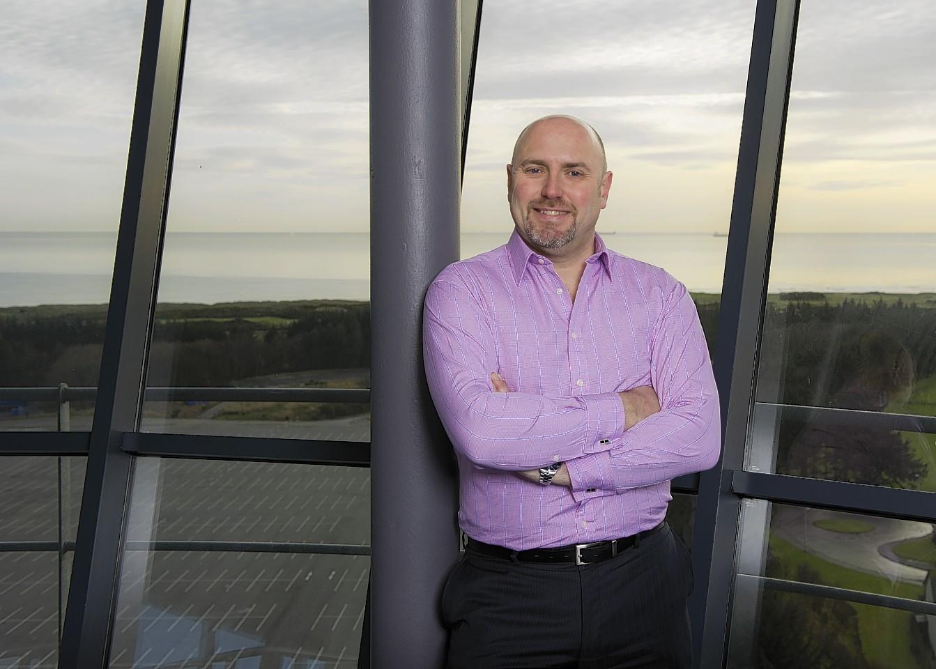 FB chief executive Graeme Gordon