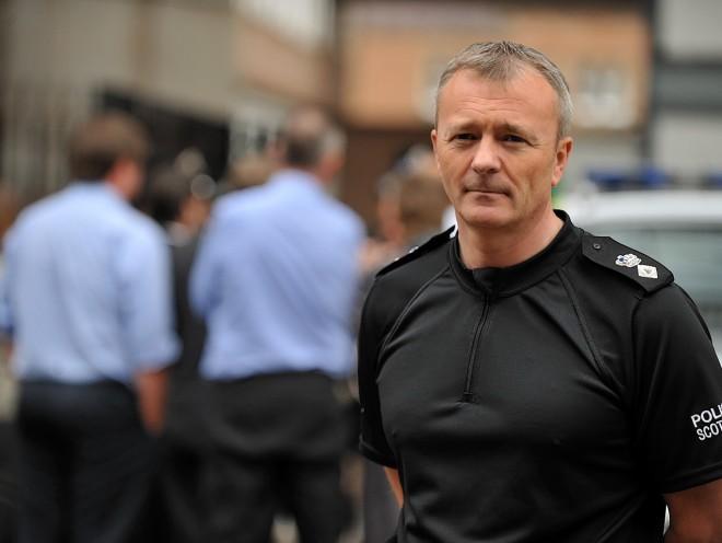North police chief Julian Innes