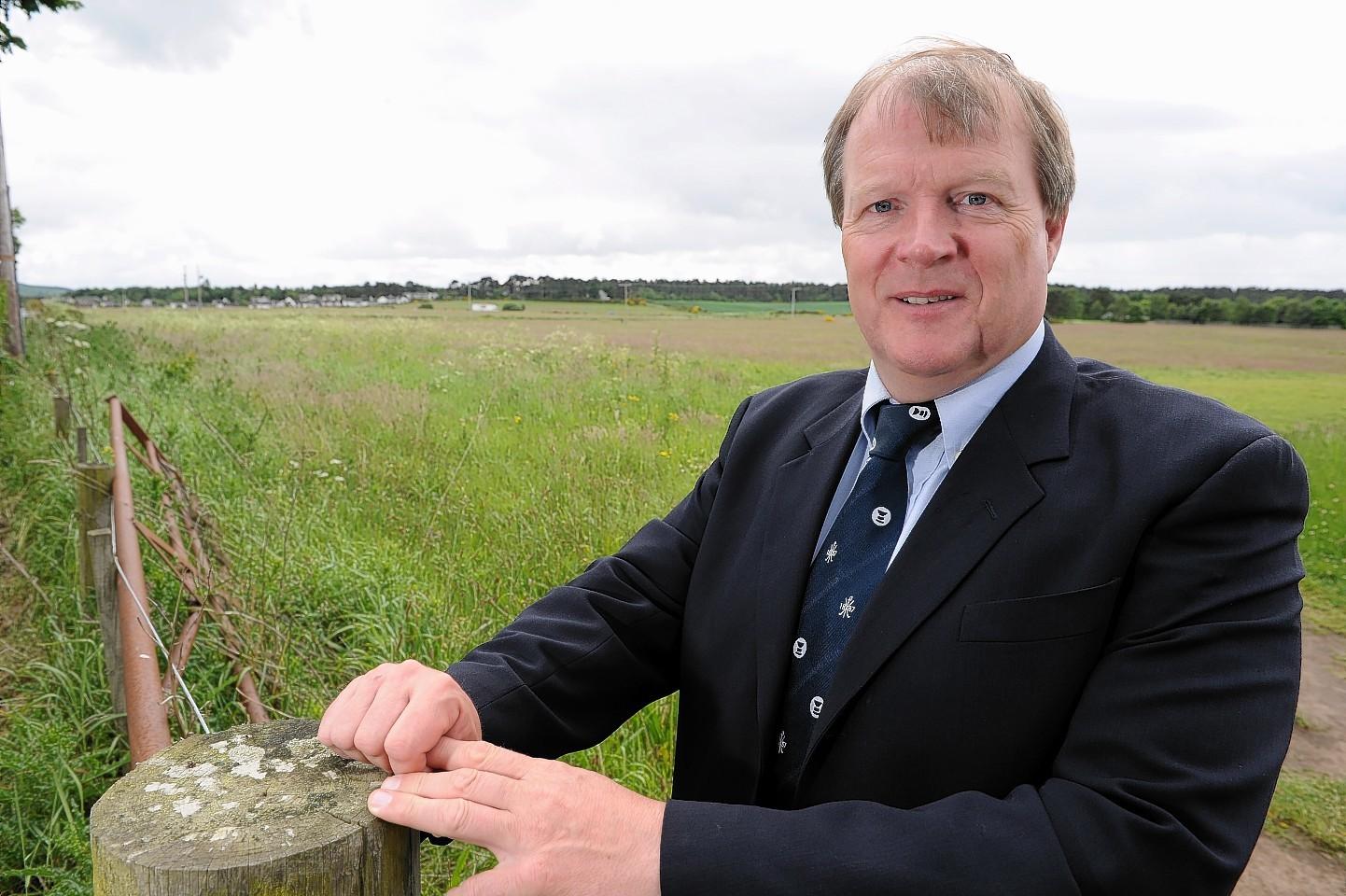 Councillor Michael Green