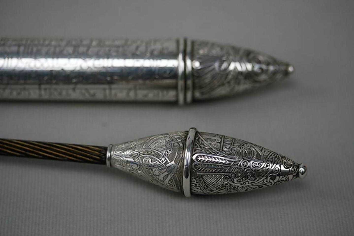 The Colin Grant Sangster Memorial Silver Baton
