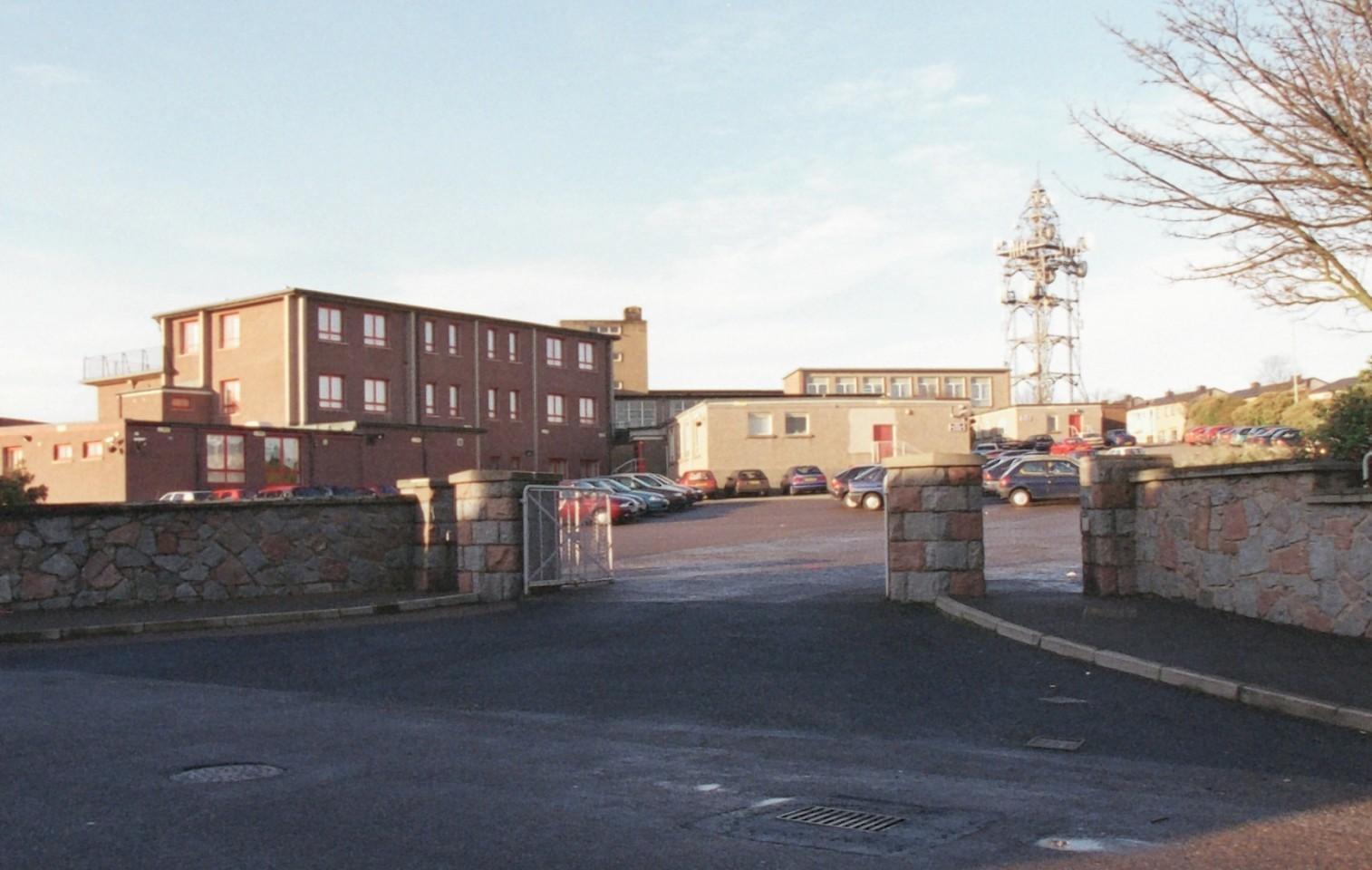 Northfield Academy in Aberdeen