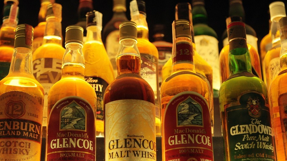 Alcohol was the only product to market better as Scottish than Made in Britain