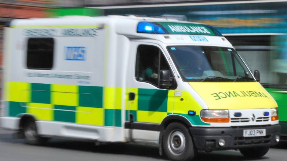 Islands MSP claims patients are being delayed by shortage of  ambulances.