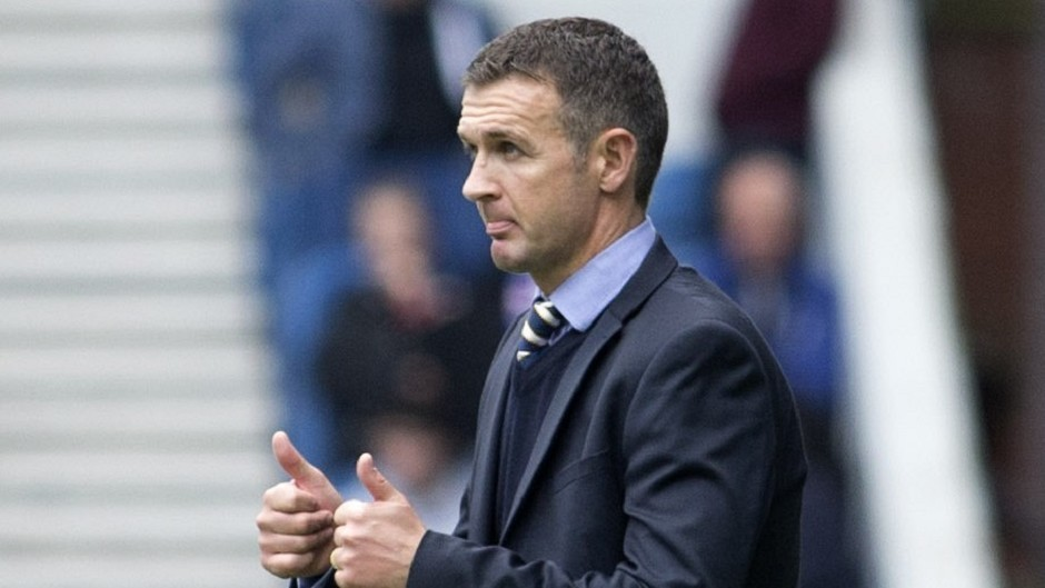 Jim McIntyre is looking to produce a hard working Ross County side