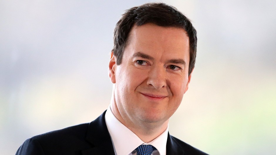Chancellor George Osborne will not be at G20 talks in Australia