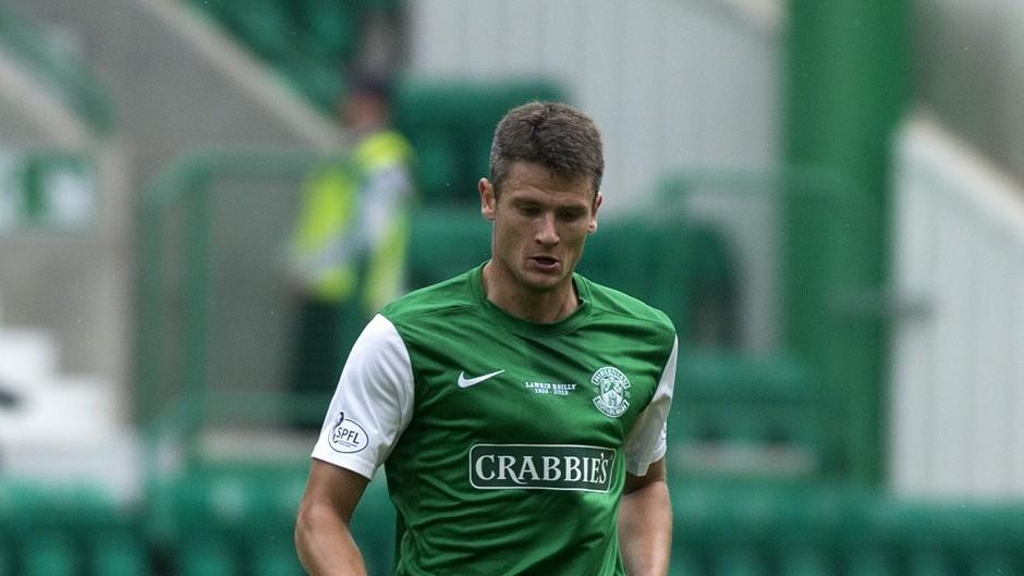 Owain Tudur Jones: Has signed a six month deal with Falkirk.