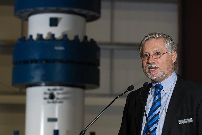 Plexus chief executive Ben Van Bilderbeek