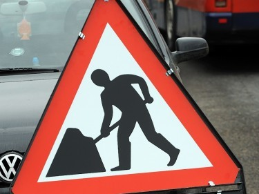 Roadworks are planned on Old Perth Road.
