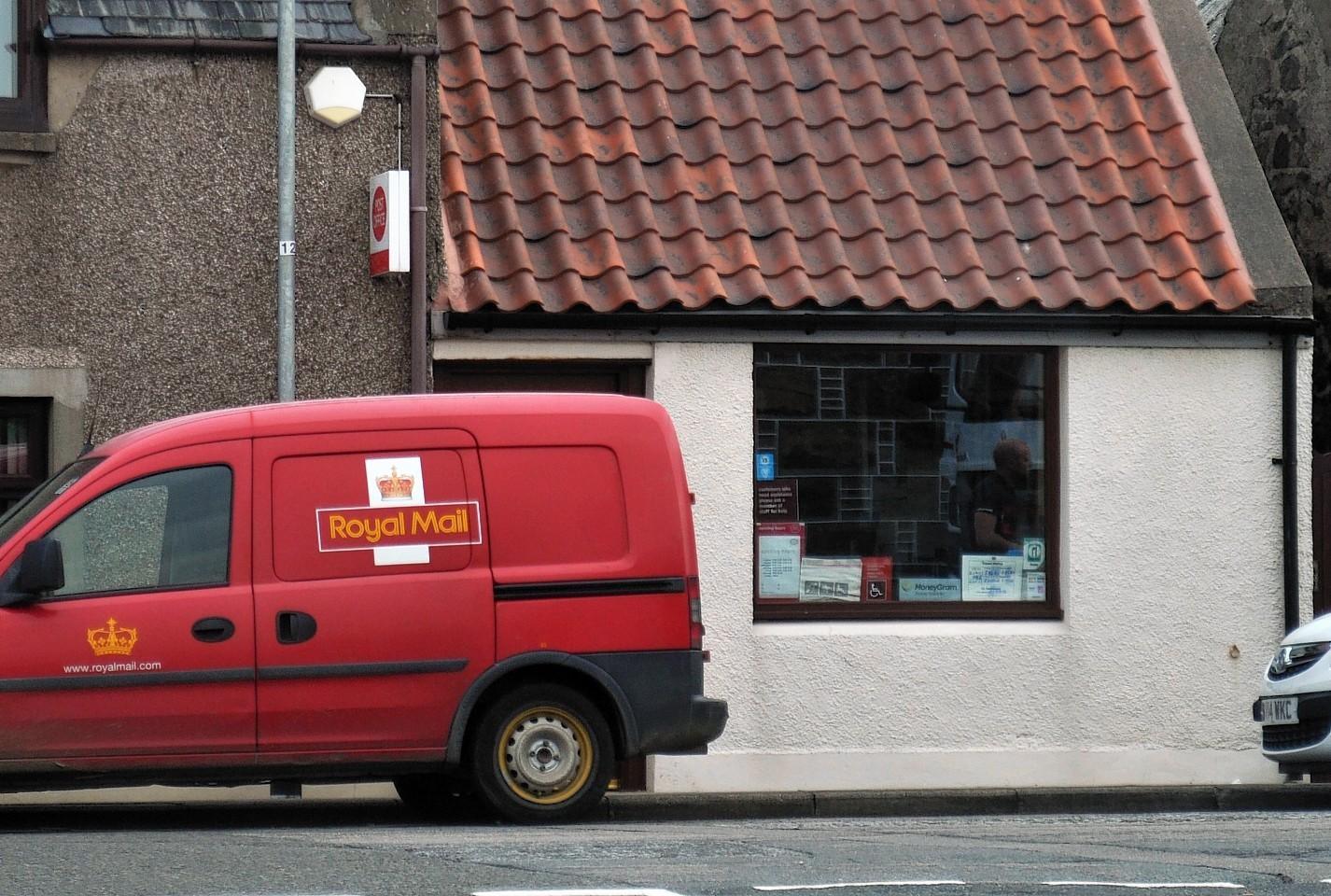 Whitehills Post Office