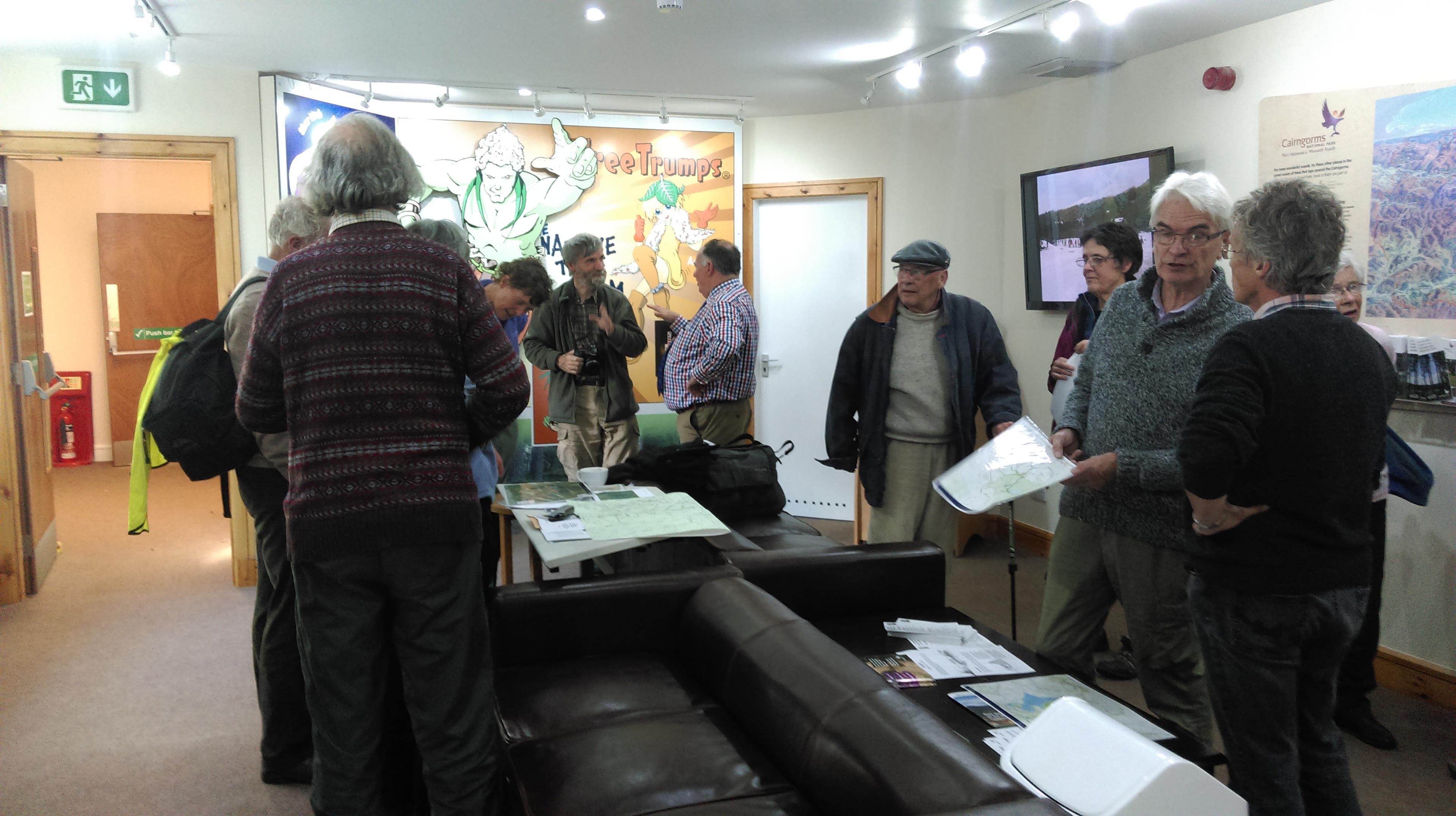 glenmore consultation