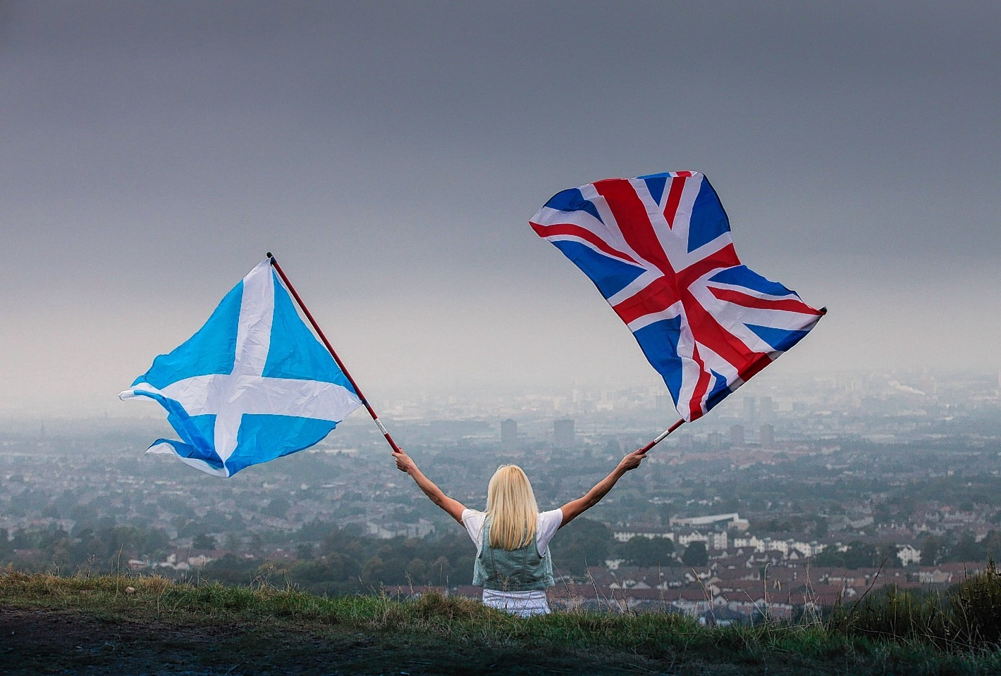 Scotland had an independence referendum in 2014