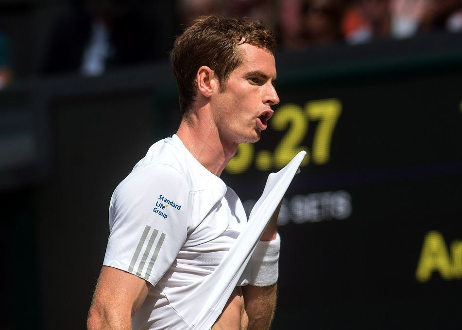 Andy Murray is backing Yes...but his sponsor, Standard Life, is firmly in the No camp