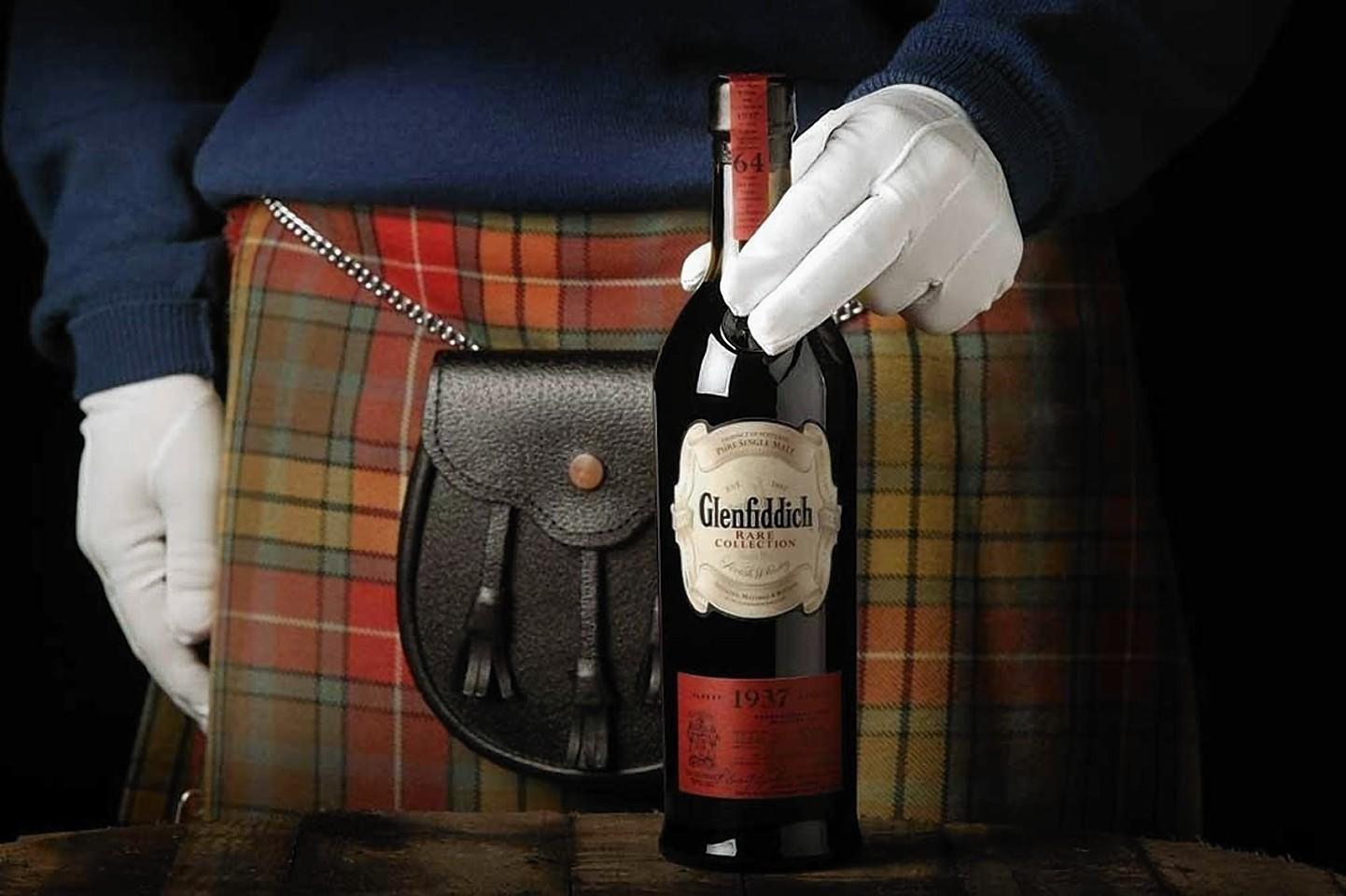 Отличным съедобным подарком из Шотландии станут производимые всемирно 100