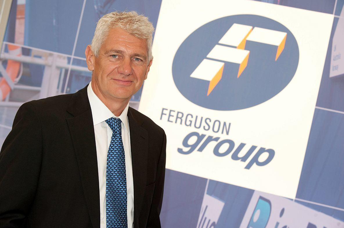 Steven Ferguson could walk away with more than £250milllion from the deal