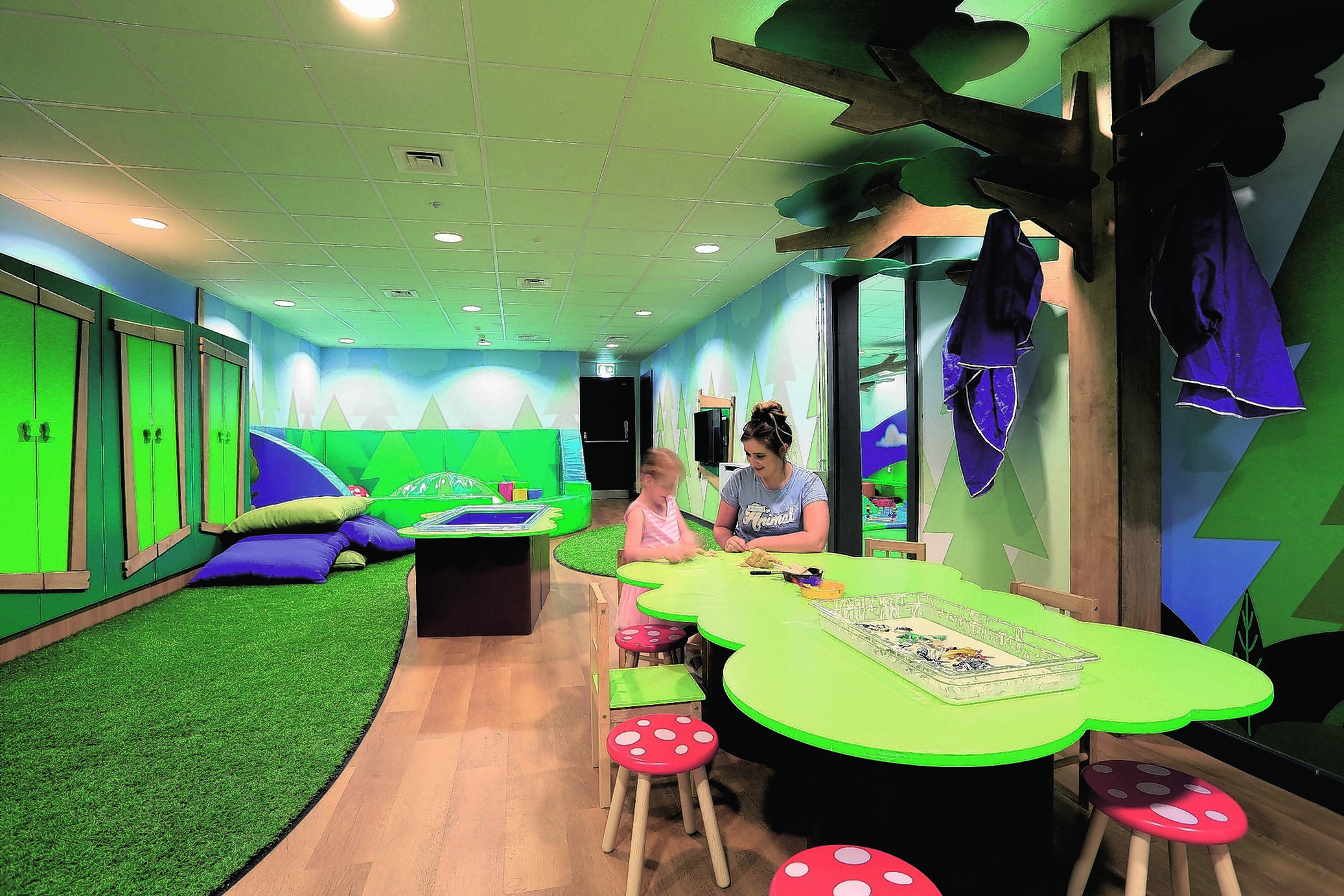 New £600,000 children's activity centre at Macdonald Aviemore Resort