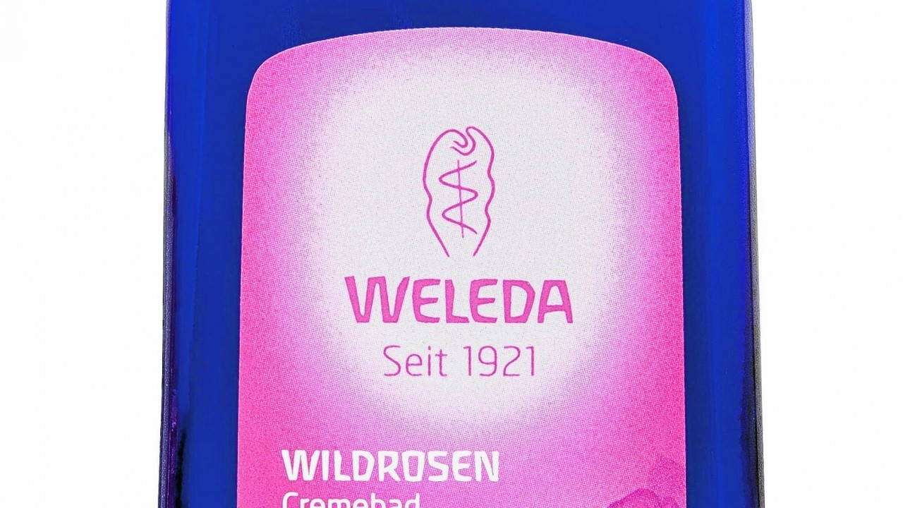 Rose Cream Bath, £9.95 (www.weleda.co.uk)