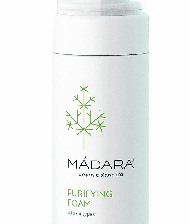 Madara's Purifying Foam, £13.50, My Pure (www.mypure.co.uk)