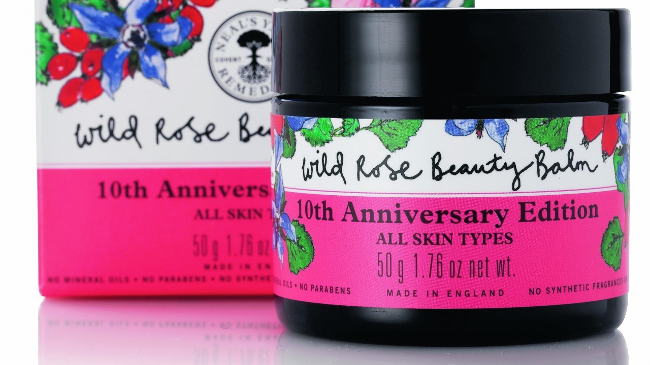 Wild Rose Beauty Balm, £37 (www.nealsyardremedies.com)