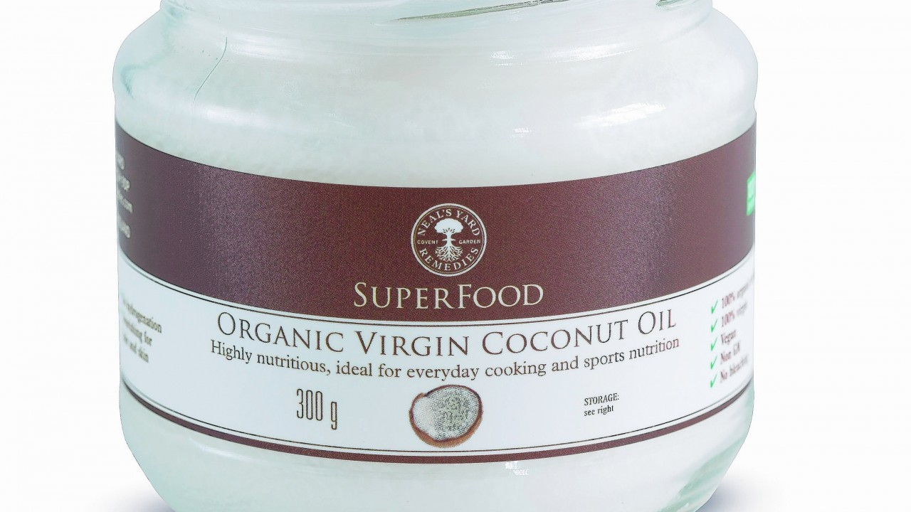 Neal's Yard Remedies Superfood Organic Virgin Coconut Oil
