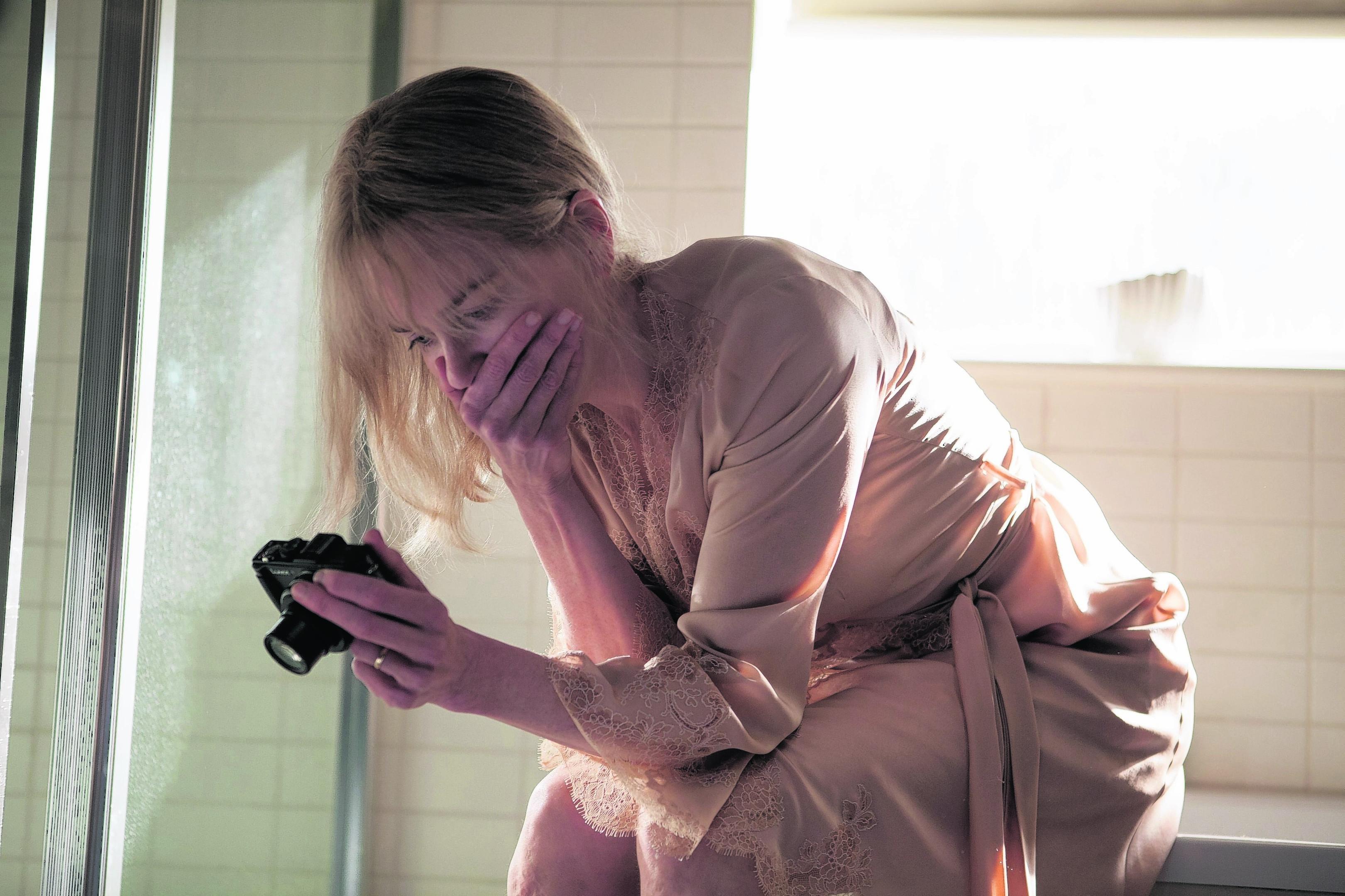 Nicole Kidman as Christine Lucas in Before I Go To Sleep