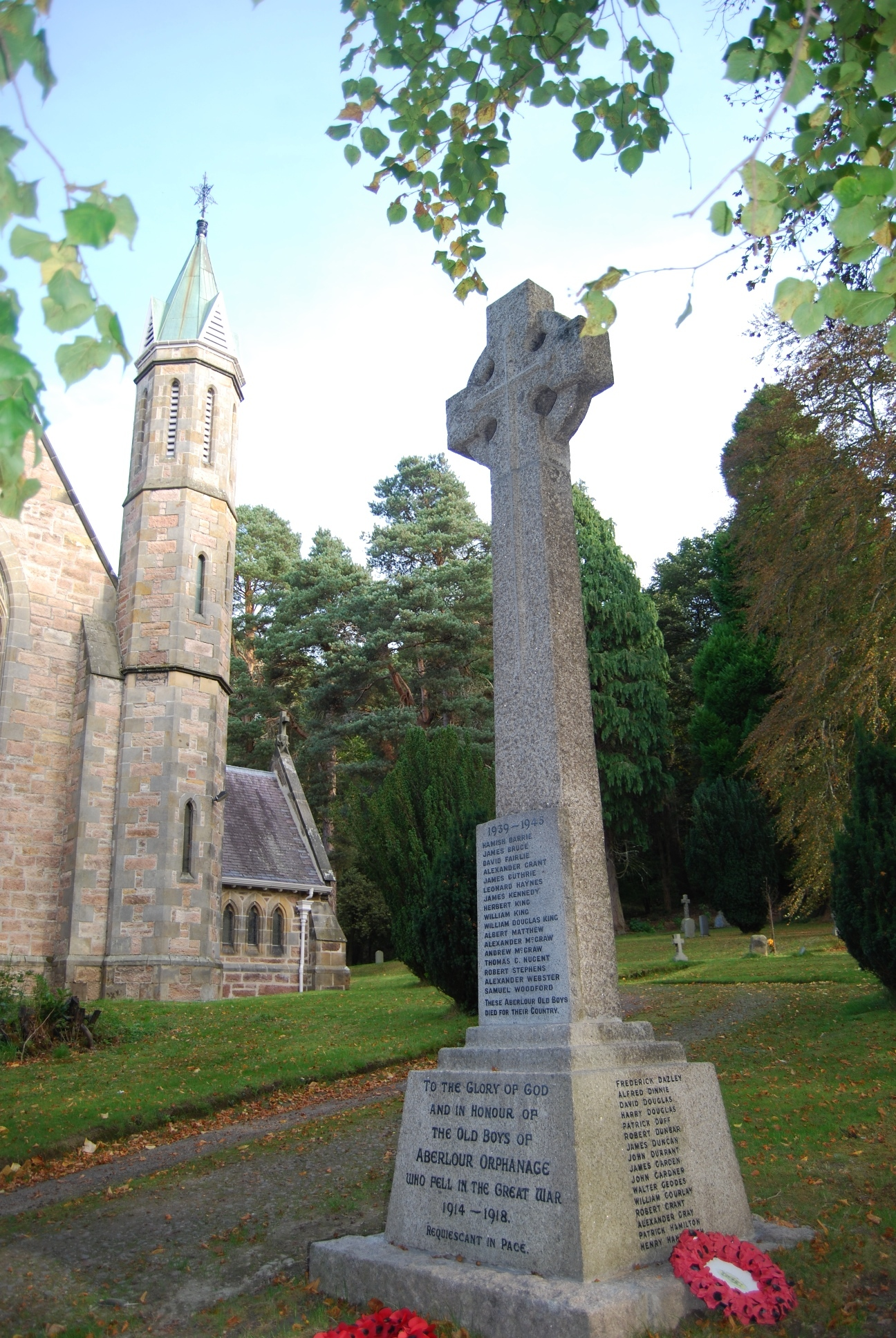Memorial To Moray Wwi Orphans To Be Rededicated Press