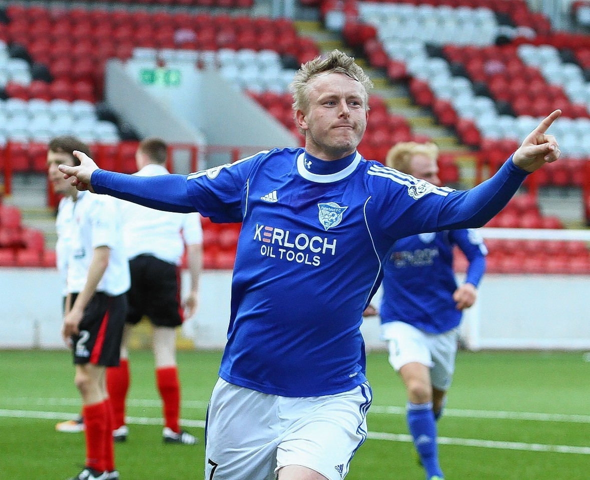 Andy Rodgers knows Peterhead will need to produce an improved performance to beat Ayr this afternoon