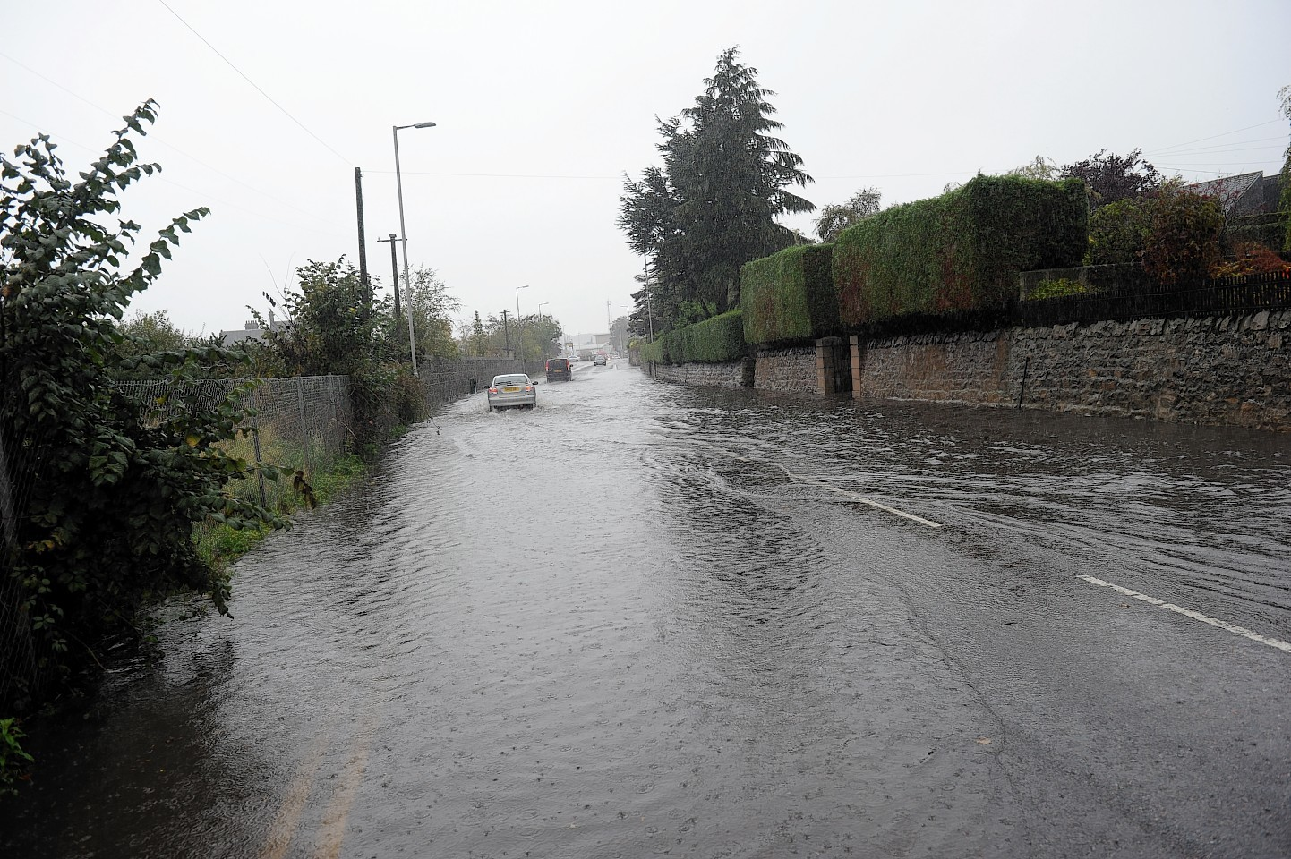 Elgin flooding
