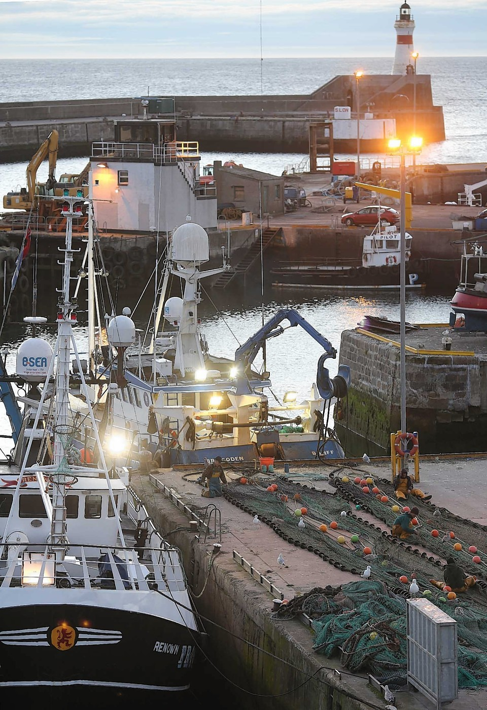 The National Federation of Fishermen's Organisations fear its members' interests are in danger of being sacrificed