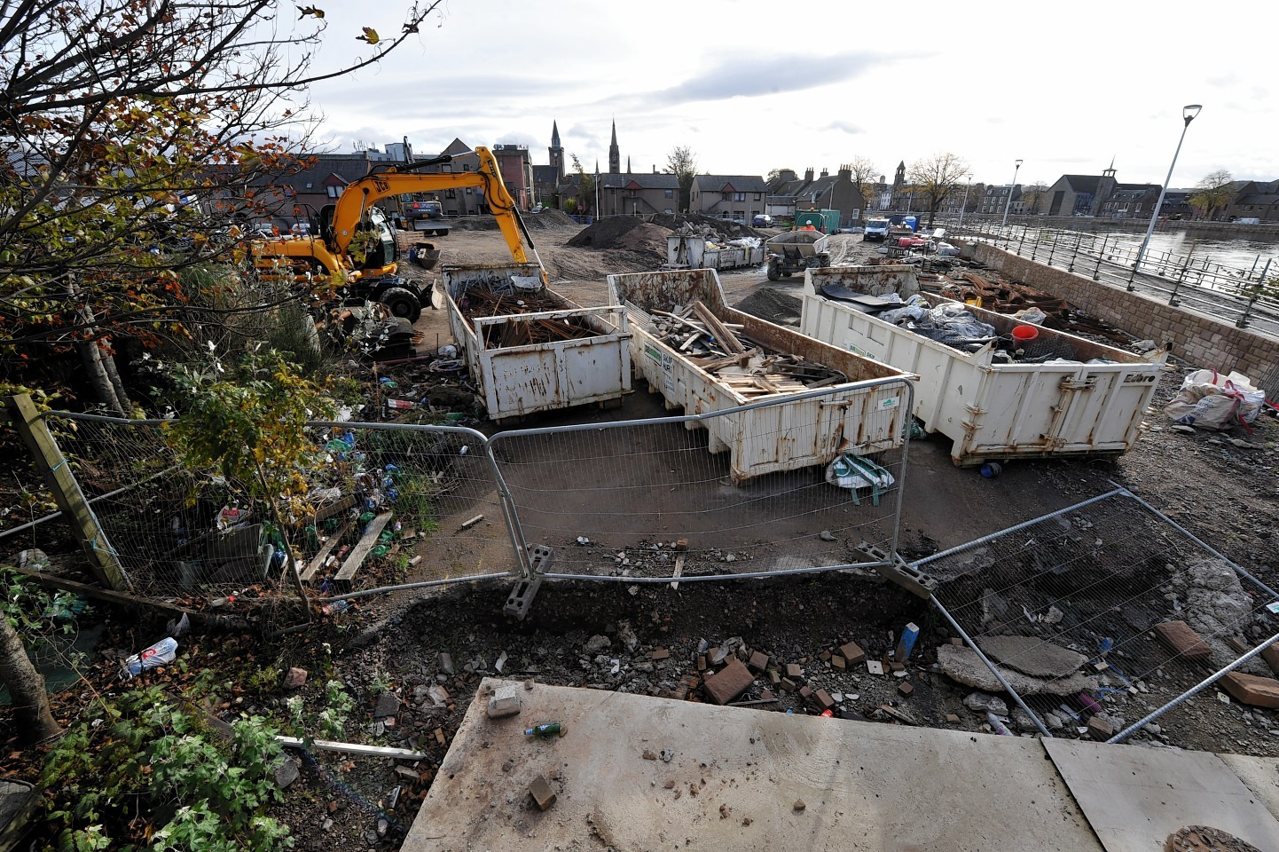 Housing Plan For Swimming Pool Site To Go Before Councillors Press And Journal