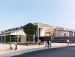 An artist impression of the proposed new Hillside School at Portlethen