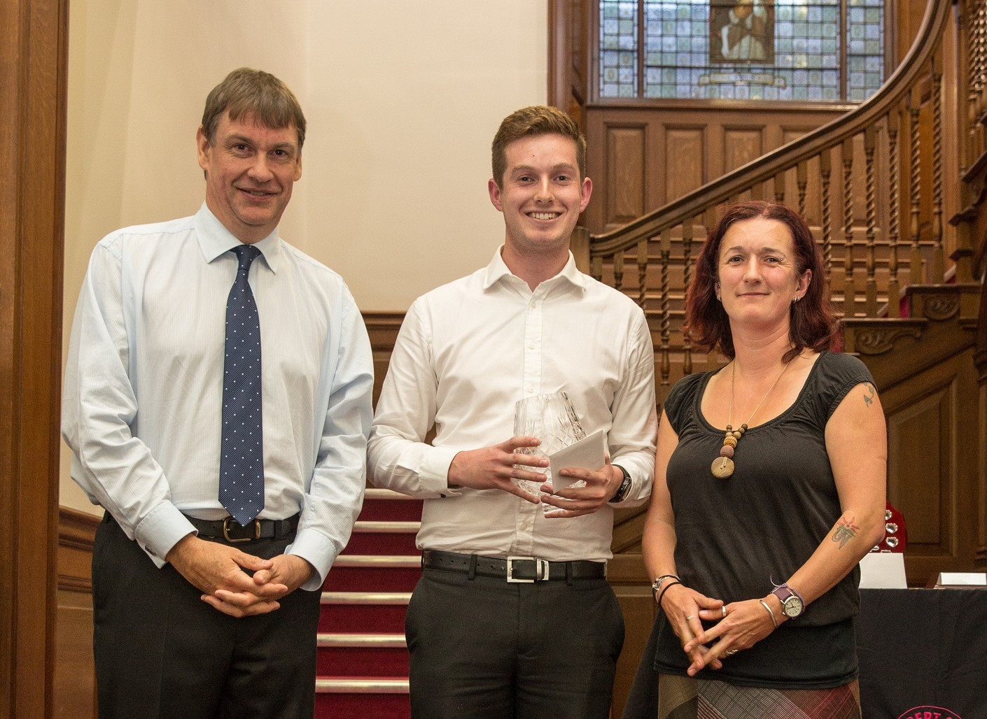 Housing Award - Neil Clapperton, Jack Graham and Catriona Young