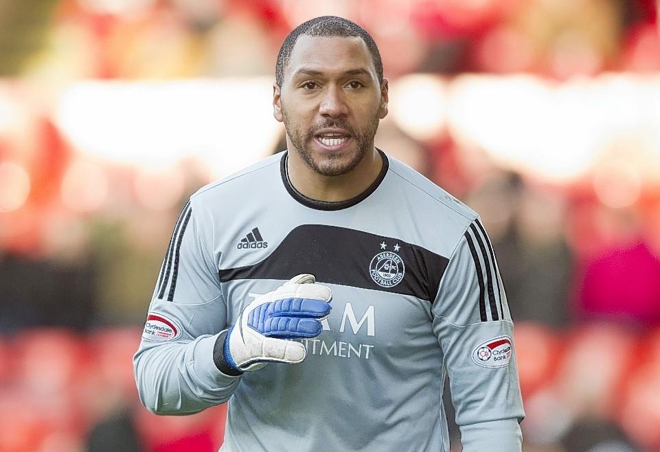 Jason Brown left Aberdeen in January 2013